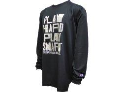 画像1: チャンピオン バスケット長袖Tシャツ