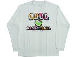 画像1: チャンピオン バスケット長袖Tシャツ(レディース)