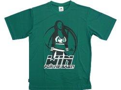 画像1: adidas NBA-バスケットTシャツ